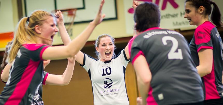 N.H. Young Volleys sind Regionalligist