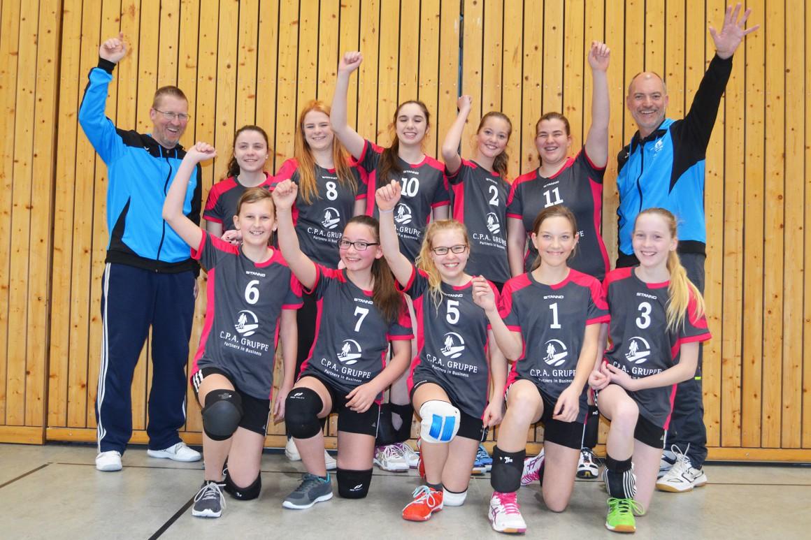 Saisonrückblick N.H. Young Volleys Damen IV