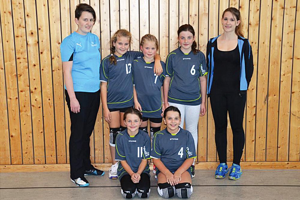 N.H. Young Volleys - Jugend U12 Neudrossenfeld