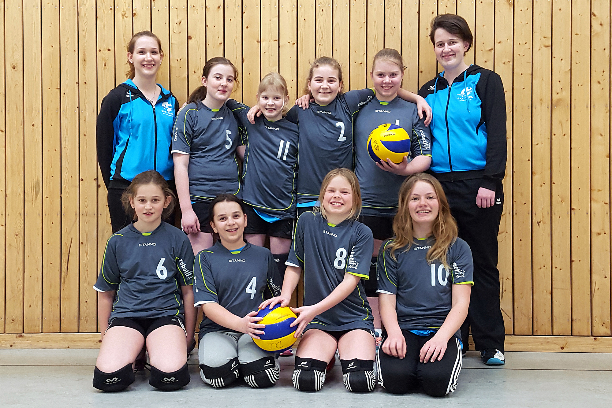 N.H. Young Volleys - Jugend U13