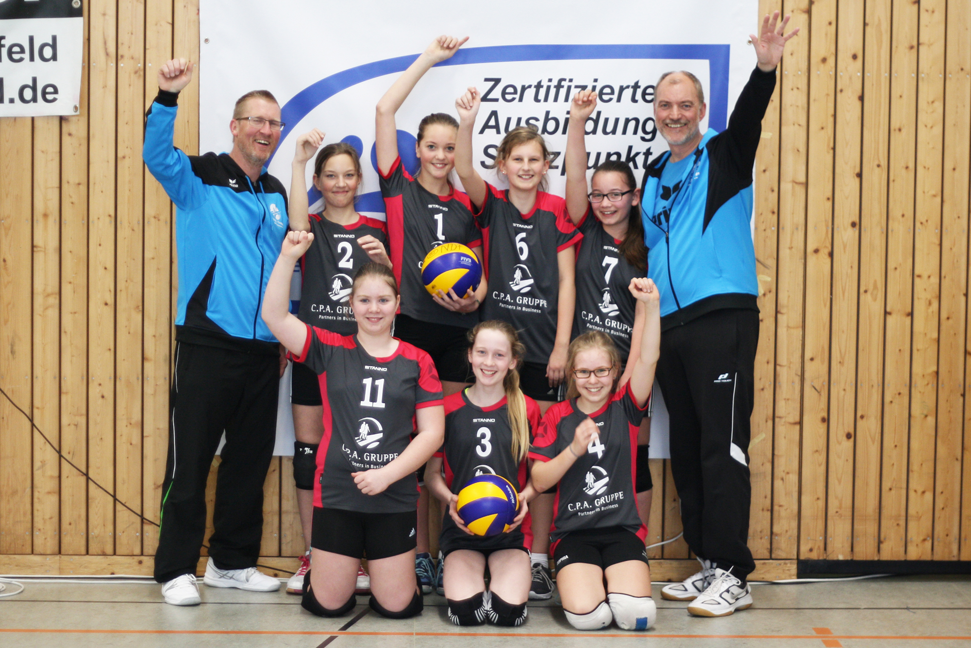 N.H. Young Volleys - Jugend U14