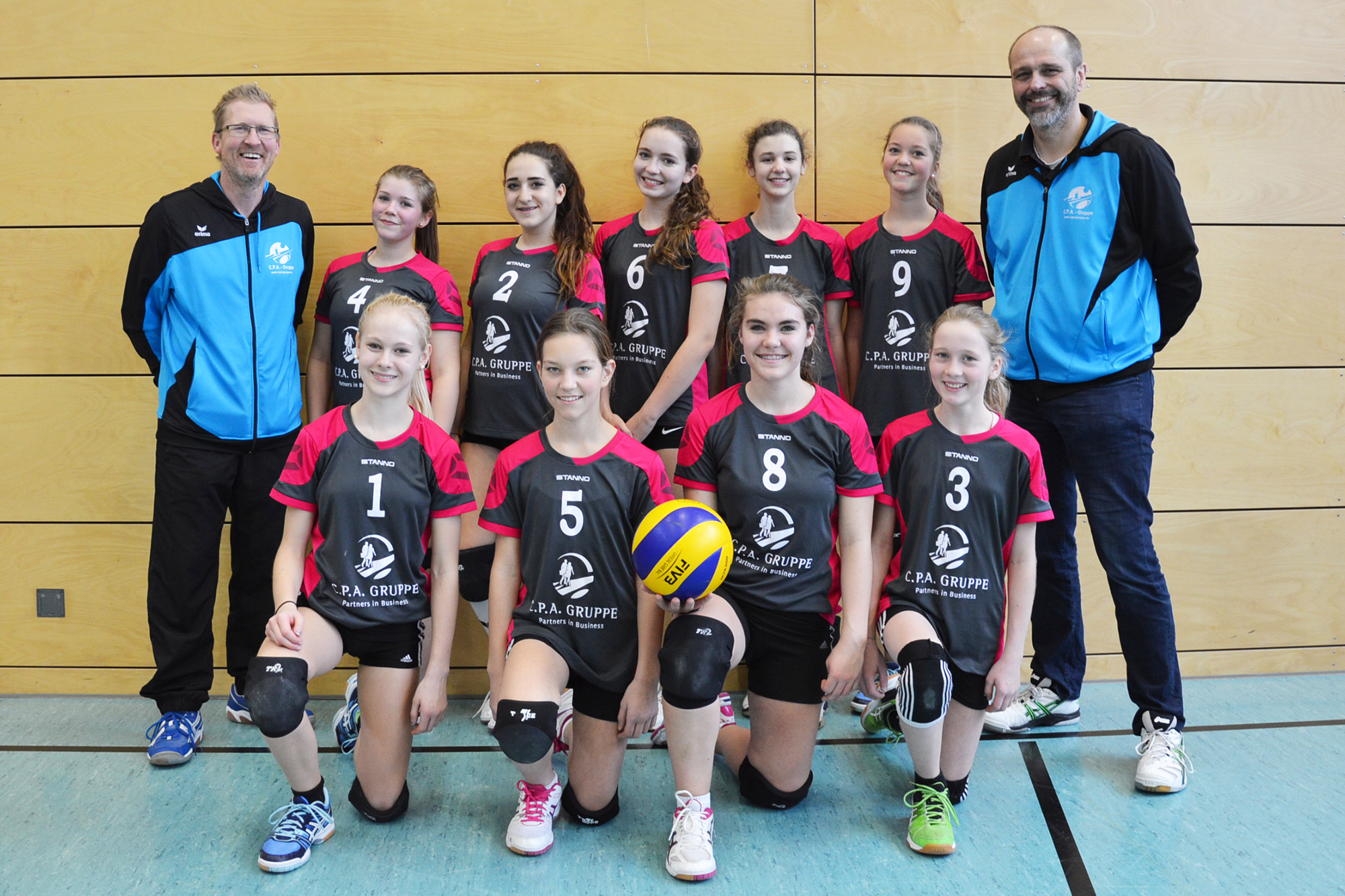 N.H. Young Volleys - Jugend U16
