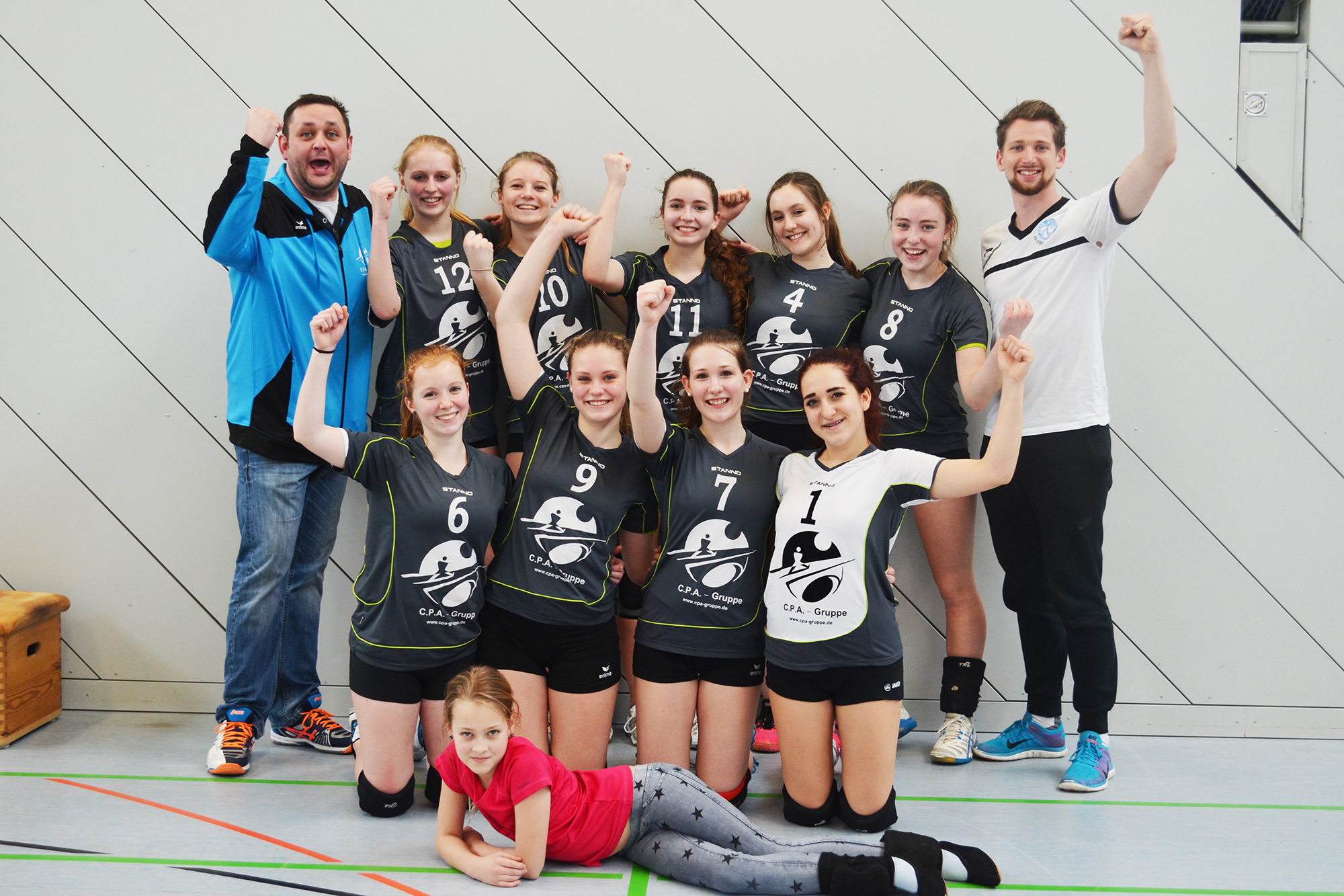 N.H. Young Volleys - Jugend U18