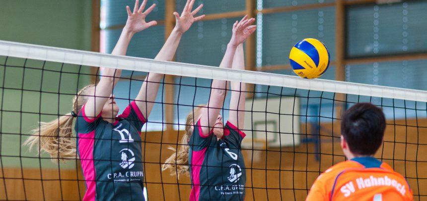 N.H. Young Volleys in Marktoffingen zu Gast