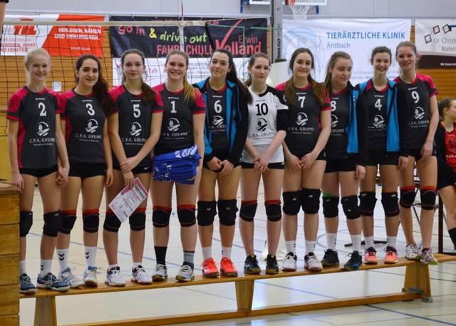 Drittbestes Team in Nordbayern