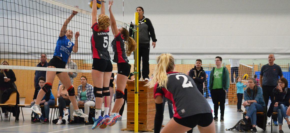 Damen 2 – Drei Punkte auf das Tabellenkonto