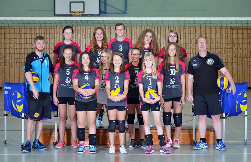 N.H. Young Volleys - Damen 3