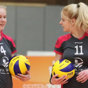 Young Volleys bei Nordbayrischer Meisterschaft