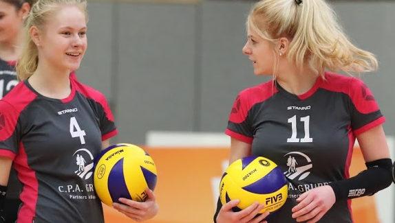 Young Volleys bei Nordbayrischer Meisterschaft