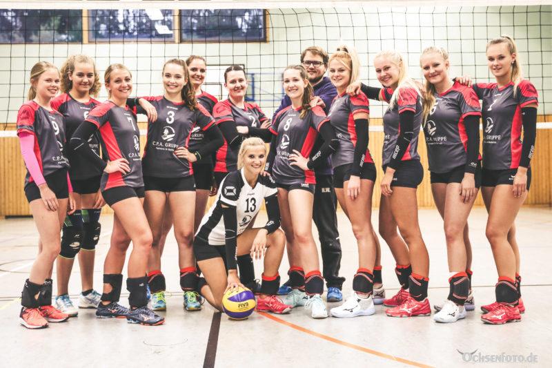 Young Volleys siegen im Heimspiel gegen Schwandorf