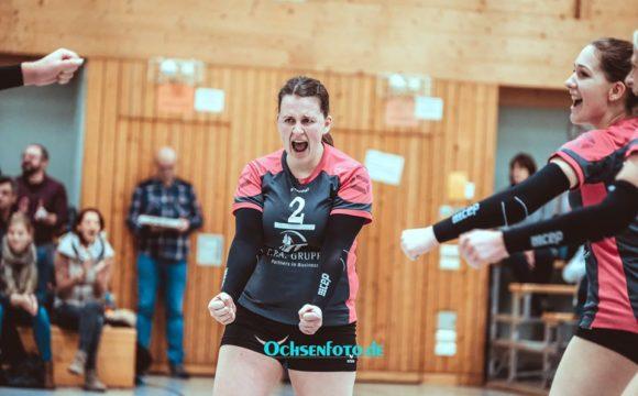 Young Volleys siegen mit 3:1 in Mömlingen